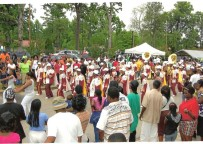 A scene from the recent Magnolia Festival in Lynchberg, S.C.